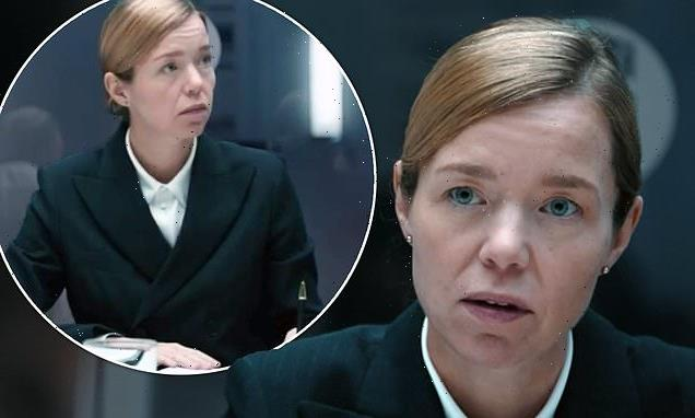 Line of Duty's Patricia Carmichael leaves fans convinced she's H