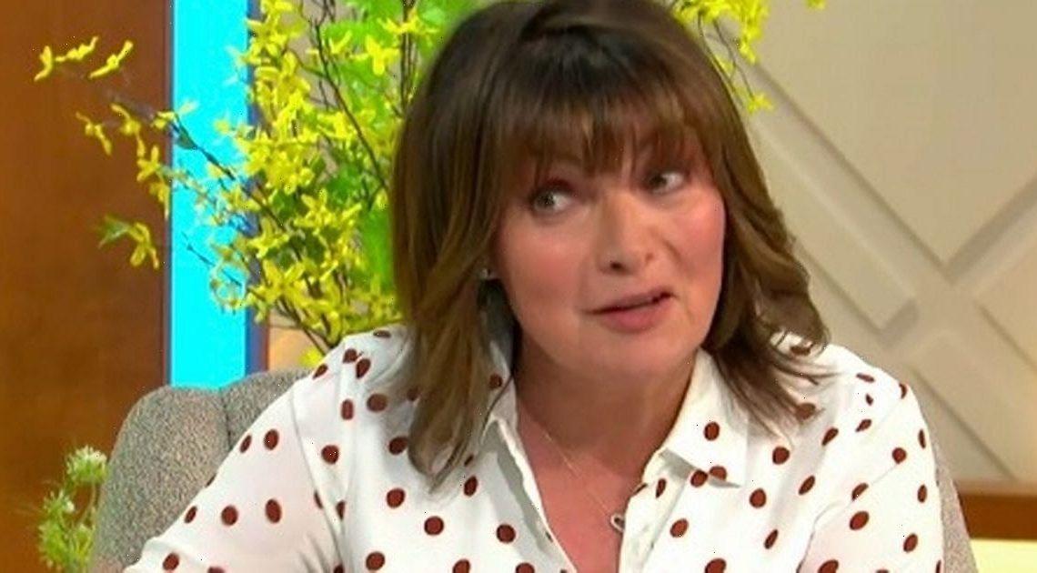 Lorraine Kelly slams troll who called her 'spiteful' in cutting Twitter takedown