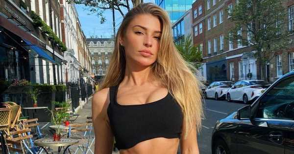 Love Island star Zara McDermott left 'incredibly distressed' after fans tell her to put on weight