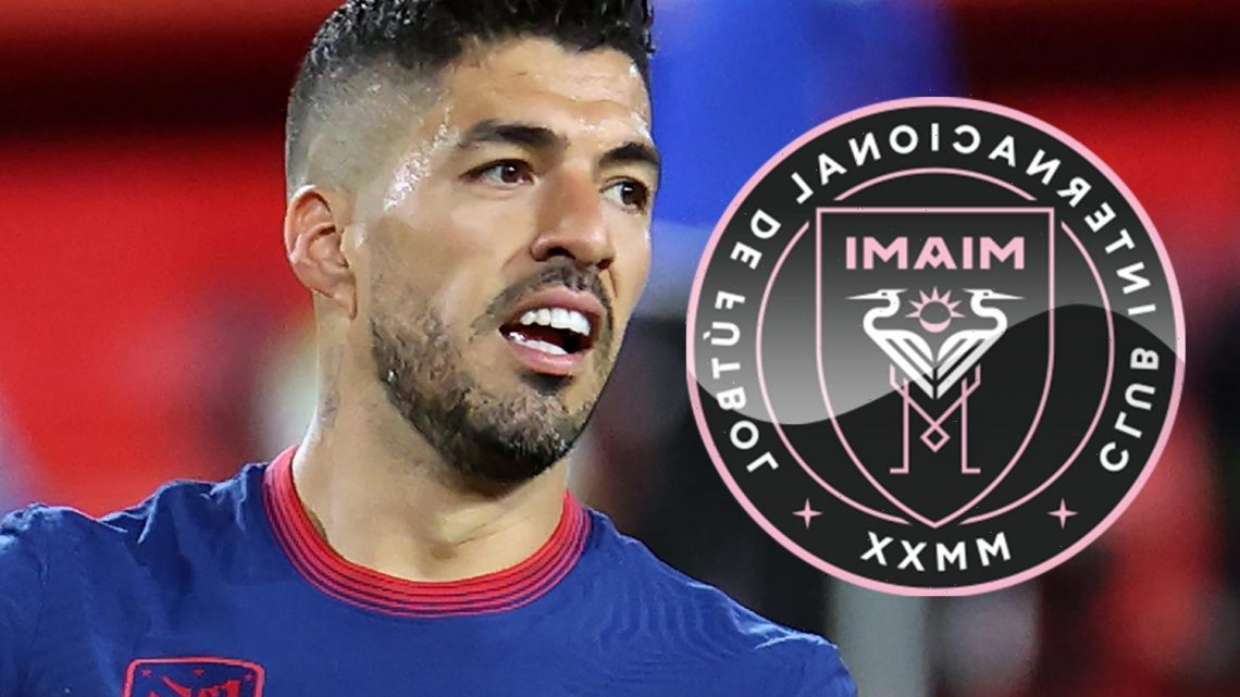 Luis Suarez 'has transfer offers from Liverpool and David Beckham's Inter Miami' with Atletico Madrid future in doubt
