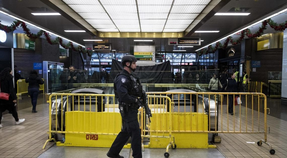 Man who set off pipe bomb in New York City subway gets life in prison