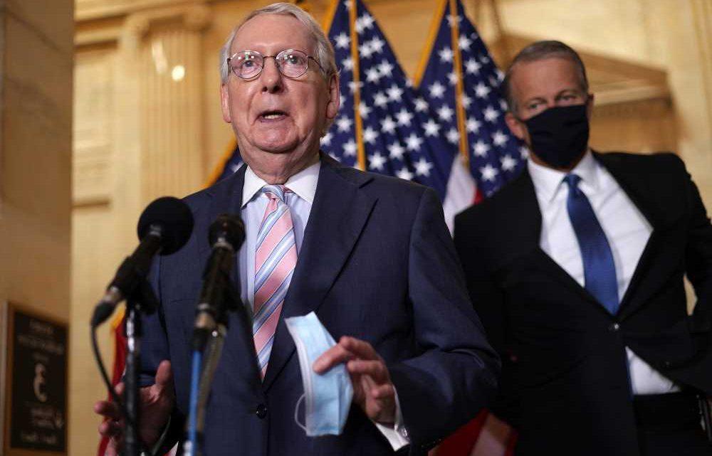 McConnell: Biden's 'socialist legacy' will 'never happen' amid new $1.8T plan