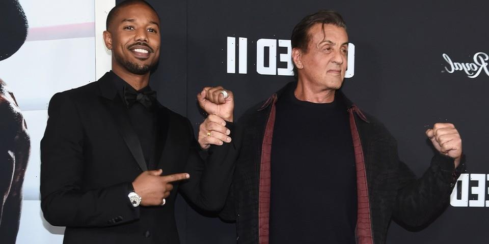 Michael B. Jordan Explains Why Sylvester Stallone Is Not Returning for 'Creed III'