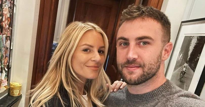 Morgan Stewart Talks 'Rickety' Postpartum Sex Life With Jordan McGraw