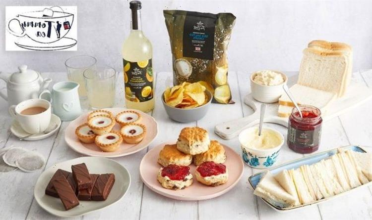 Morrisons launches Tommy Tea afternoon box for VE Day 2021 – how to get