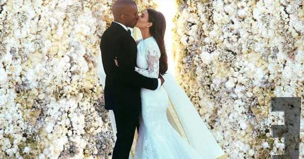 Most expensive celebrity weddings: from Princess Diana and Prince Charles to Kim Kardashian and Kanye West