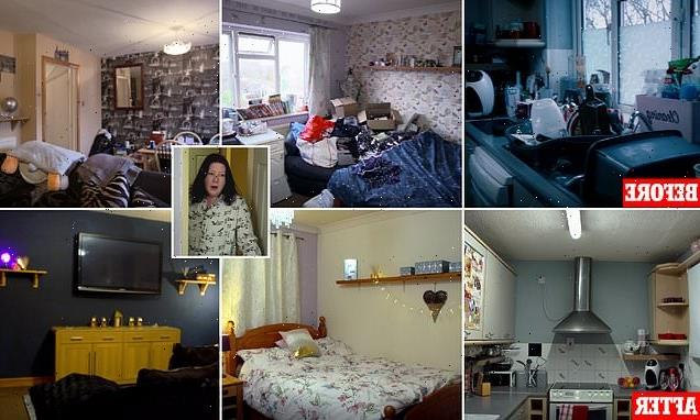 Mother feels 'trapped in her own home' on Channel 5's Filthy House SOS