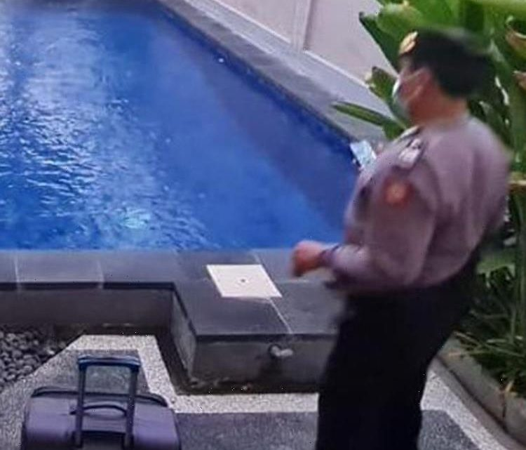 Mystery as Brit tourist found dead in Bali swimming pool sparking police investigation