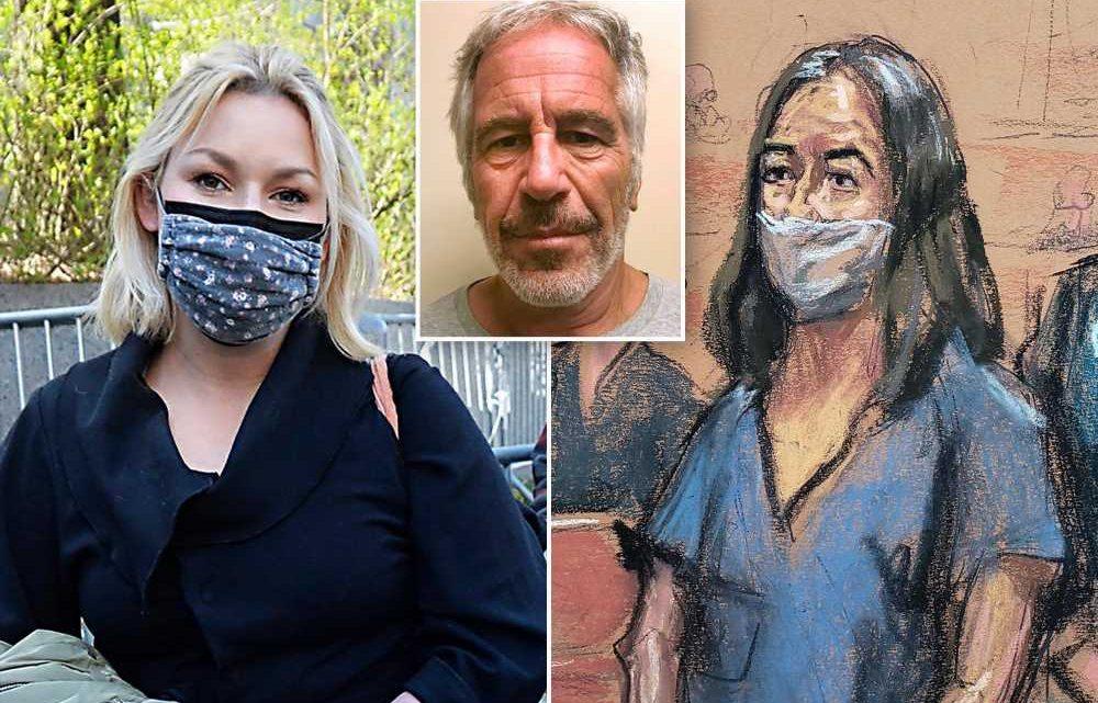 New Jeffrey Epstein accuser emerges after Ghislaine Maxwell arraignment