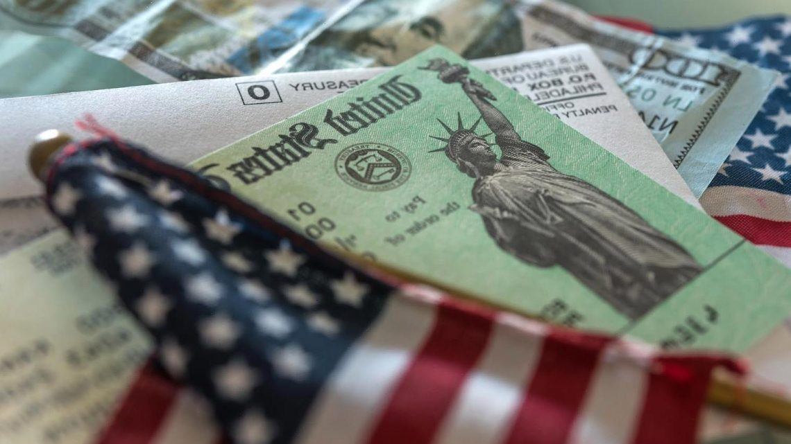 New round of $1,400 stimulus checks includes 'plus-up' payments for Americans who have filed tax returns