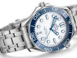 OMEGA Counts Down 100 Days Till Tokyo Olympics With Special Seamaster Diver 300m