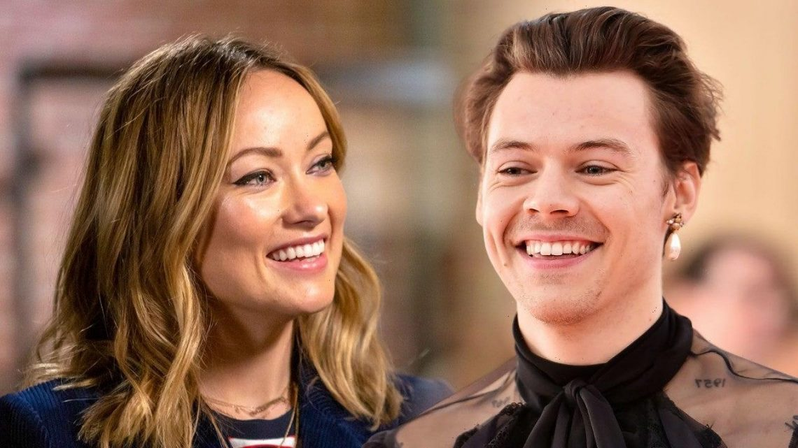 Olivia Wilde and Harry Styles Enjoying 'One-on-One' Downtime