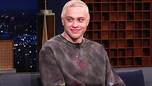 Pete Davidson & Phoebe Dynevor Fuel Romance Speculation By Wearing Identical Necklaces