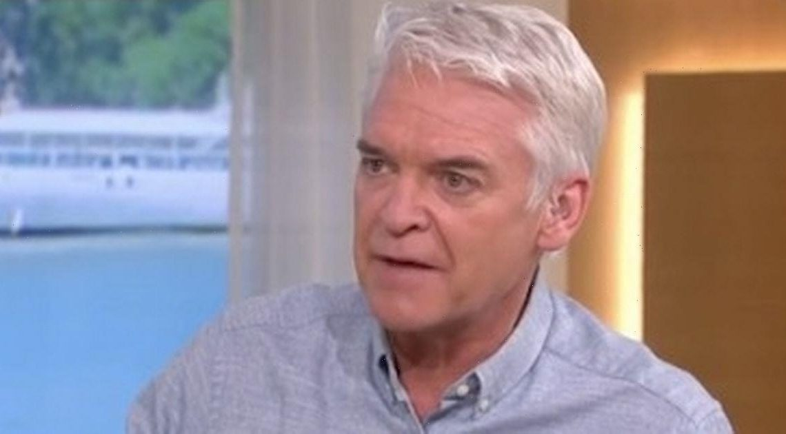 Phillip Schofield and Matthew Wright clash in row about Covid scaremongering
