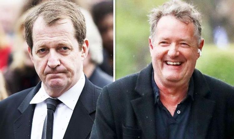 Piers Morgan blasted 'halfwit' Alastair Campbell over genius move before GMB takeover