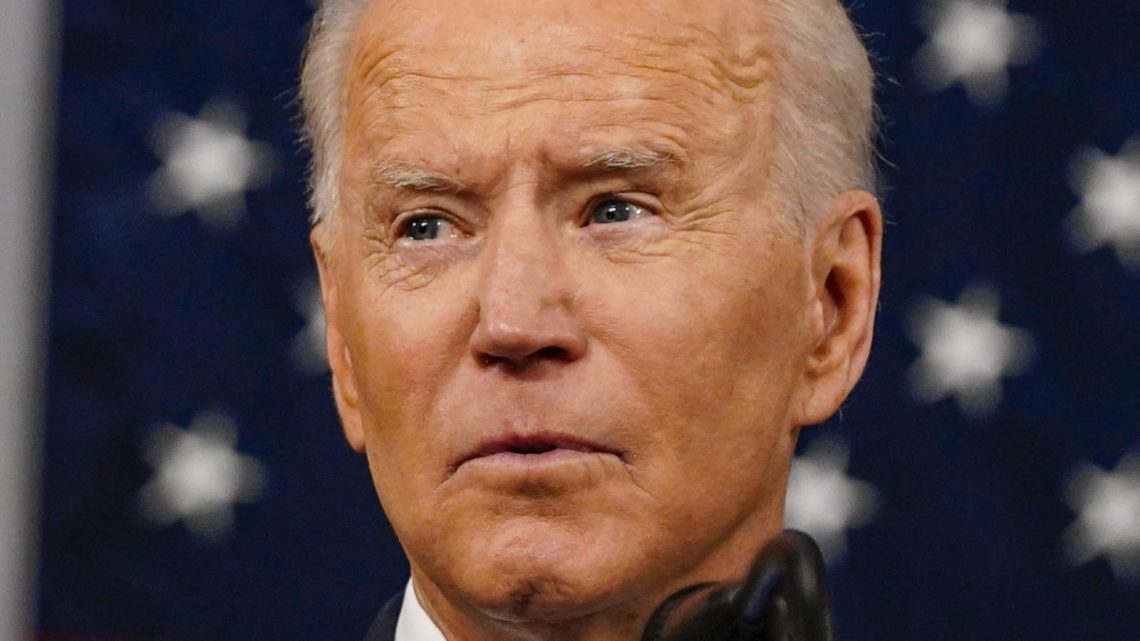 Poll Reveals What 71% Of People Thought Of Biden's Speech