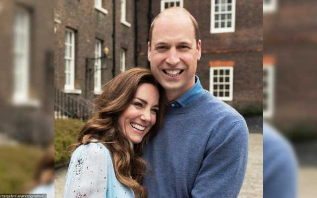 Prince William and Kate Middleton Share Romantic Photos to Celebrate 10th Wedding Anniversary