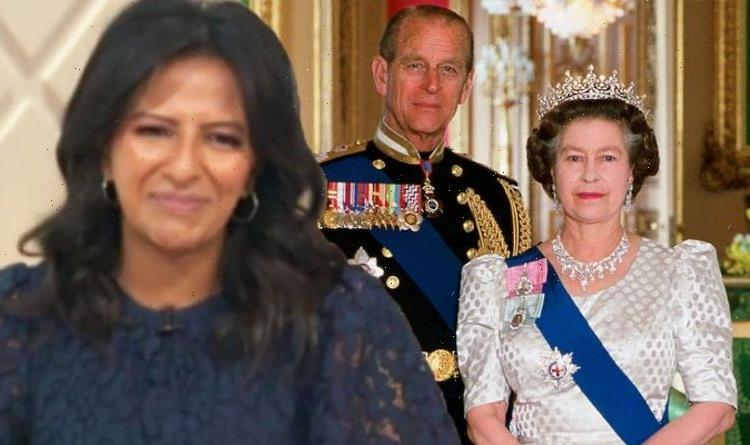 Ranvir Singh queries if PrincePhilip's'offensive' humour ever made the Queen laugh
