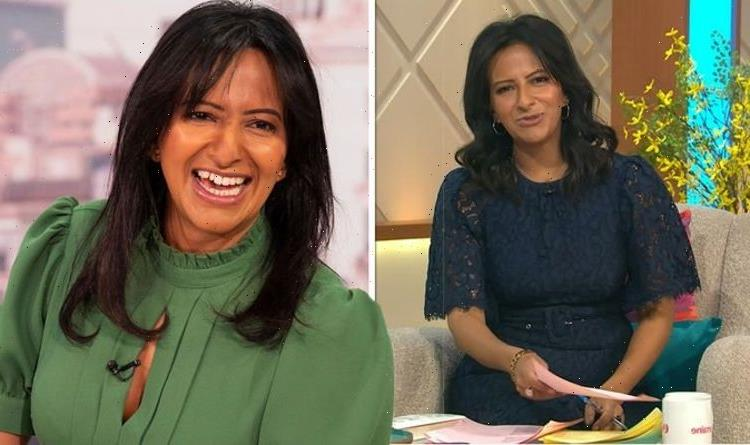 Ranvir Singh responds after ITV viewer says she should host Lorraine 'forever'