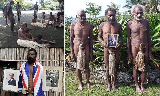 Remote South Pacific tribe shocked to hear their god has died