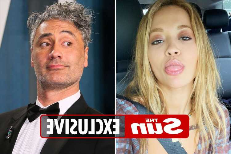 Rita Ora 'has been secretly dating director Taika Waititi for over a month' as they're spotted together in Sydney