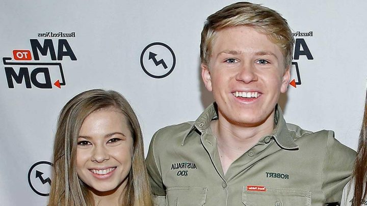 Robert Irwin Gushes Over Being an Uncle to Sister Bindi's Daughter