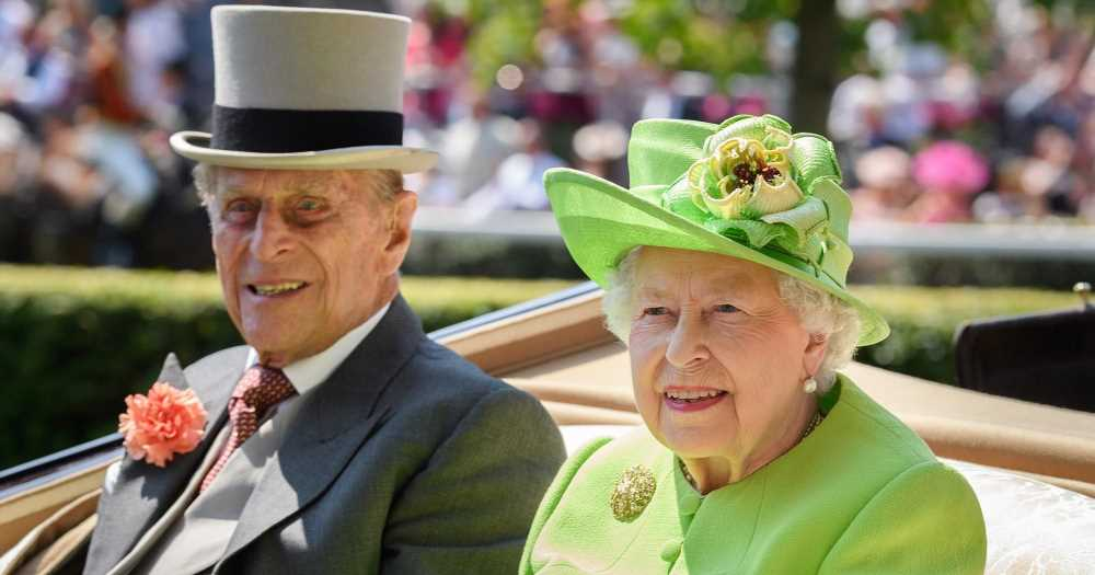 Royal Family Members Reveal How the Queen Is Coping After Philip's Death