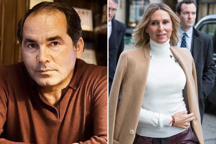 Russian billionaire's ex wins £453m in Britain's biggest divorce settlement after husband & son plotted to hide fortune