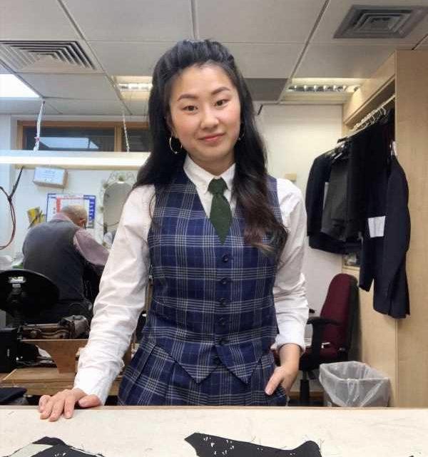 Savile Row Tailor Jihae An Is Breaking Boundaries in Her Field