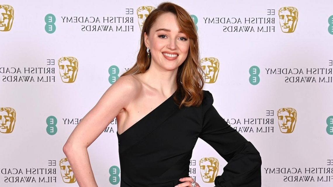 See What the Stars Wore to the 2021 BAFTAs