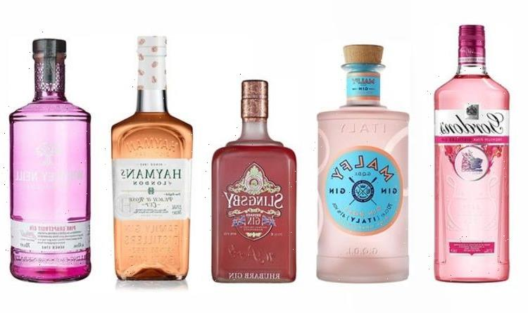 The best pink gins of 2021 for fruity spring cocktails