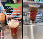 These Dunkin' Cold Brew Hacks On TikTok Include A Blueberry Twist On A Mocha Sip