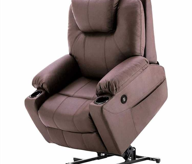 This Top-Rated Chair from Amazon Reclines, Lifts, Heats, and Massages