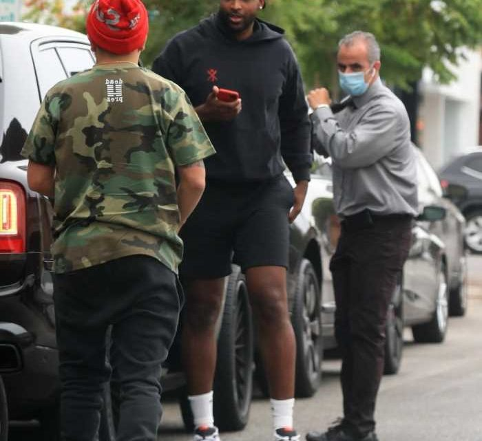 Tristan Thompson apparently cheated on Khloe Kardashian yet again, surprise