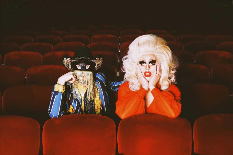 Trixie Mattel, Orville Peck Team Up for 'Jackson'