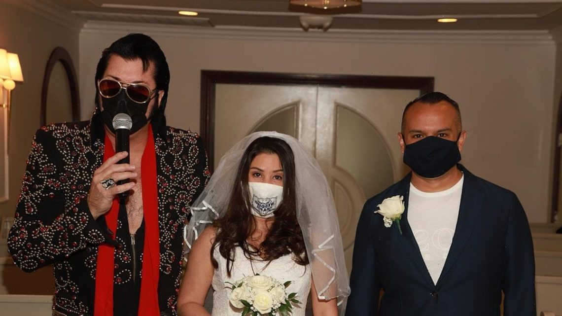 Vegas Wedding Chapels Taking Big Valentine's Day Hit Due to COVID-19