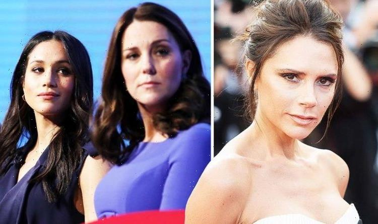 Victoria Beckham's 'worry' over Meghan and Kate being 'thrust together' at wedding