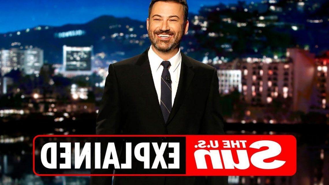 What is Jimmy Kimmel's net worth?