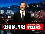 What is Jimmy Kimmel's net worth?