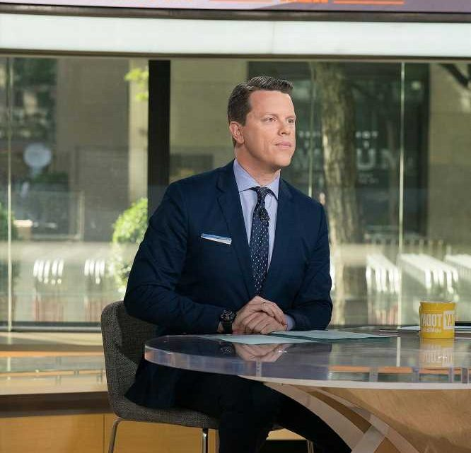 Willie Geist Celebrates Sunday Today's 5-Year Anniversary: 'It Was Not a Sure Thing'