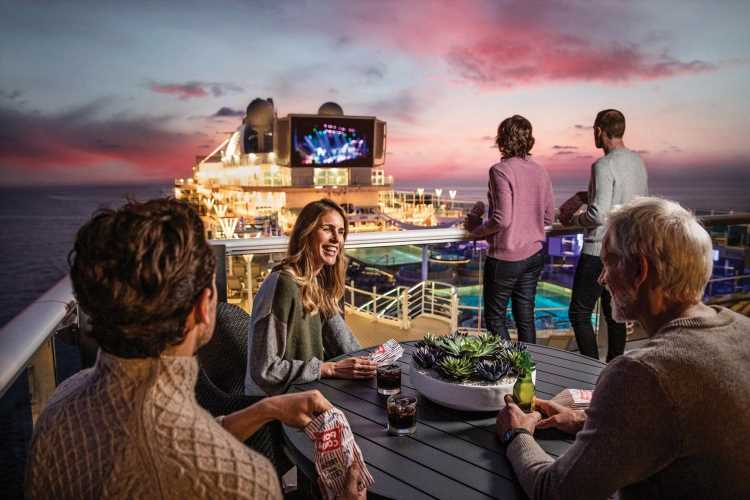 Win a stay for two on a UK summer cruise featuring Harry Redknapp, Katherine Jenkins and Lulu
