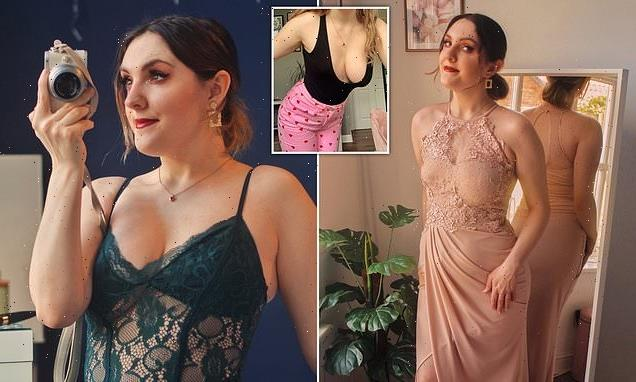 Woman, 23, has a rare condition which means she only grew one breast