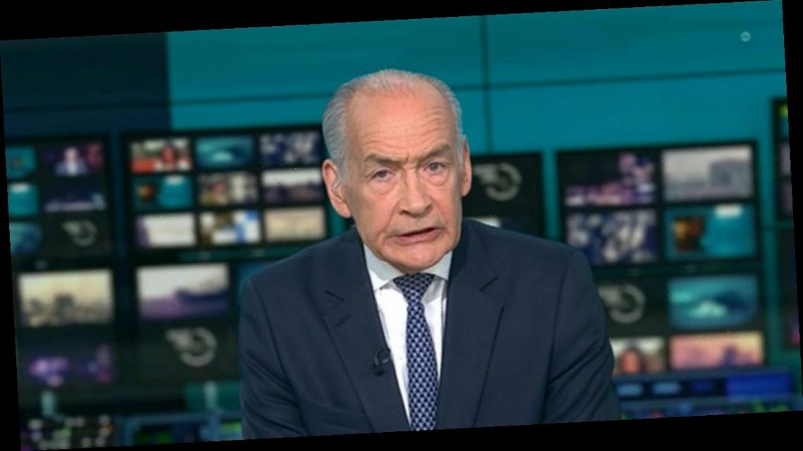 Alastair Stewart bags GB News anchor job after quitting ITV over 'misjudgement'