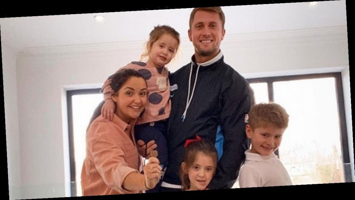 Jacqueline Jossa admits she's 'overwhelmed and stressed' by house renovation