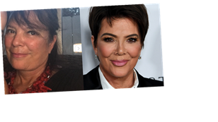 Everything to know about Kris Jenner's younger sister Karen Houghton – from their fallout to her facelift
