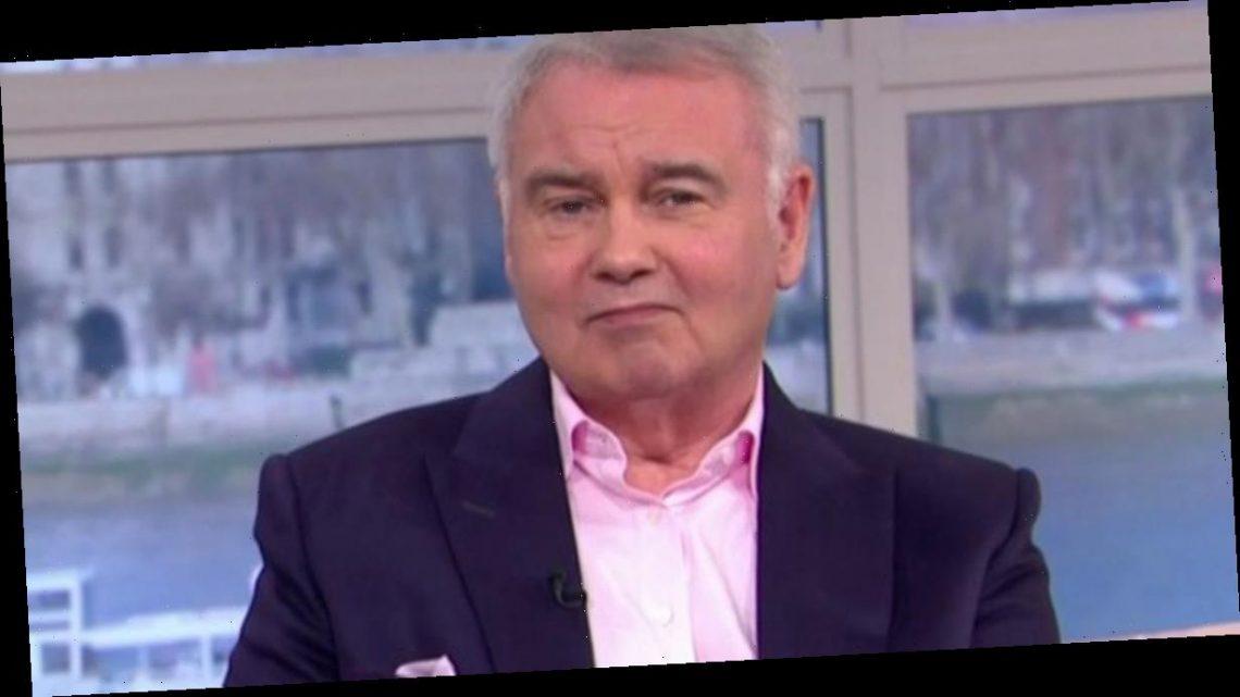 Eamonn Holmes jokes Celeb Juice 'should be banned' as Keith Lemon is too 'dirty'