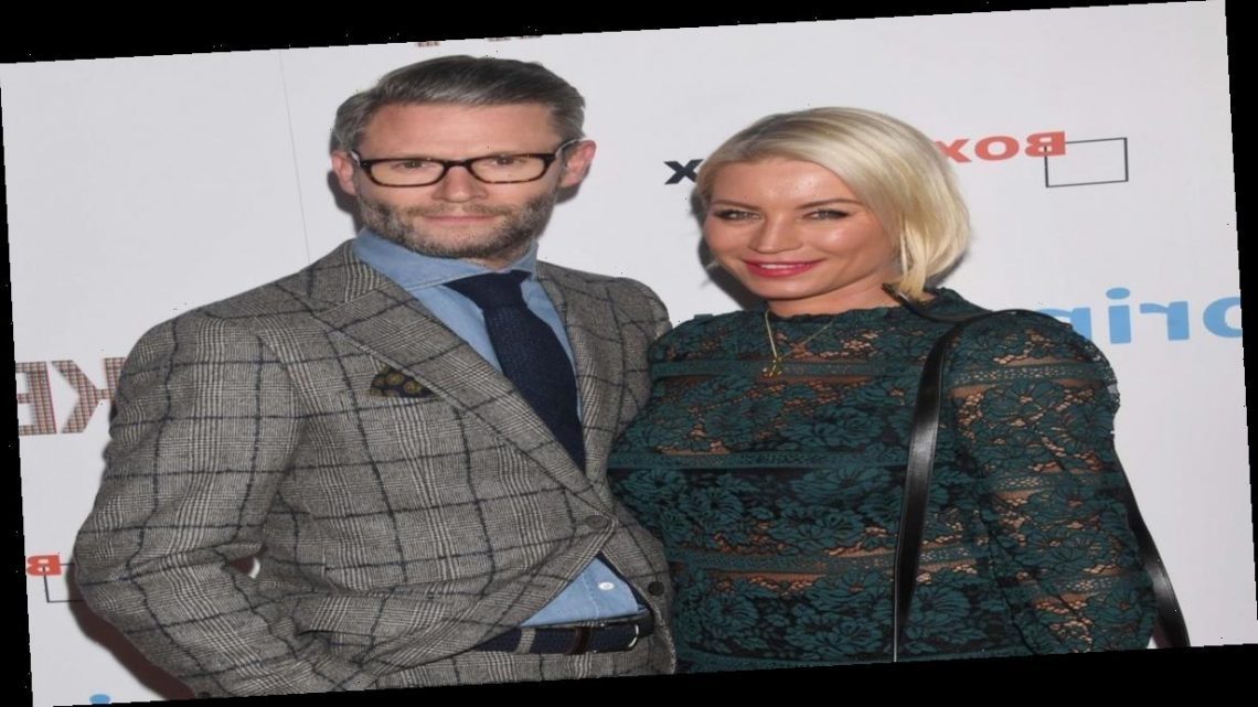 Denise Van Outen opens up about tying the knot with Eddie Boxshall after Coronavirus ruined plans