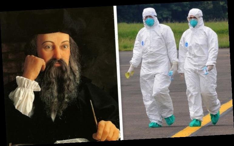 Nostradamus 2021: Three predictions that came true – is coronavirus the fourth?