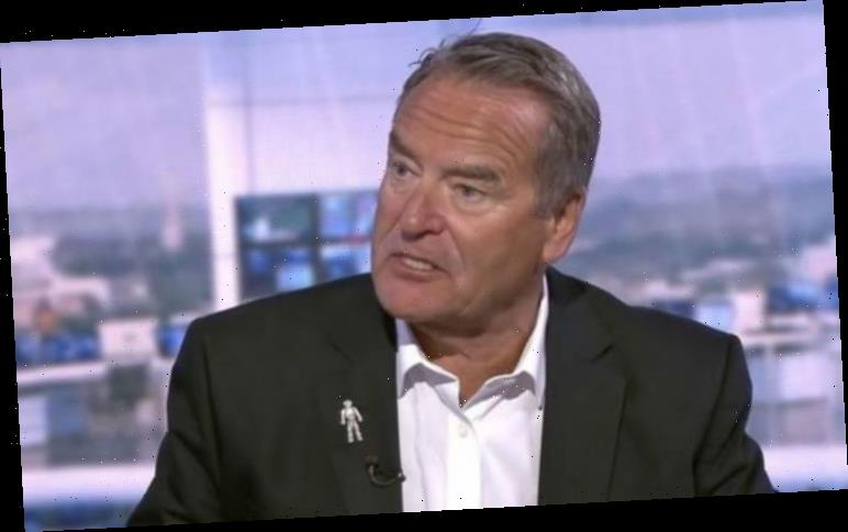 Jeff Stelling's clever hint at woke backlash in Sky Sports row: 'Not everyone's here!'