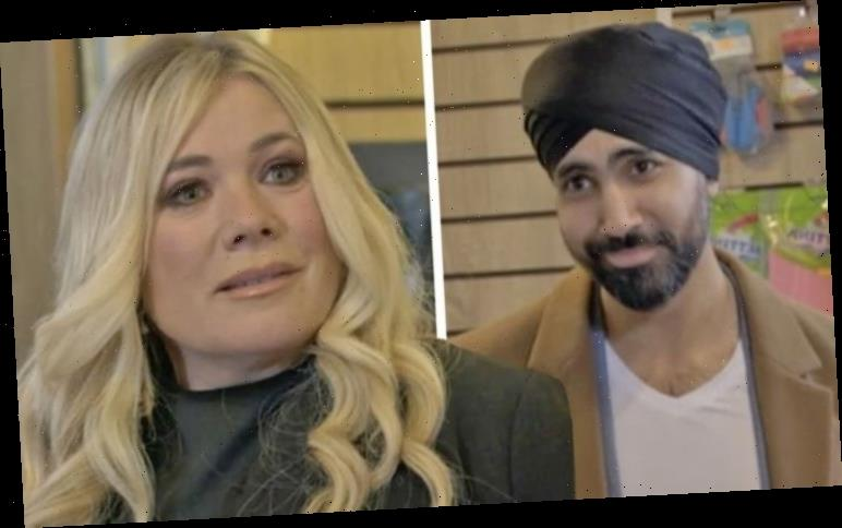 EastEnders spoilers: Sharon Mitchell for romance with Kheerat Panesar?